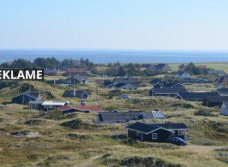 Hold ferie i det jyske – find sommerhusudlejning hos DanWest